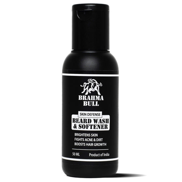 Beard Wash & Softener - Brahma Bull