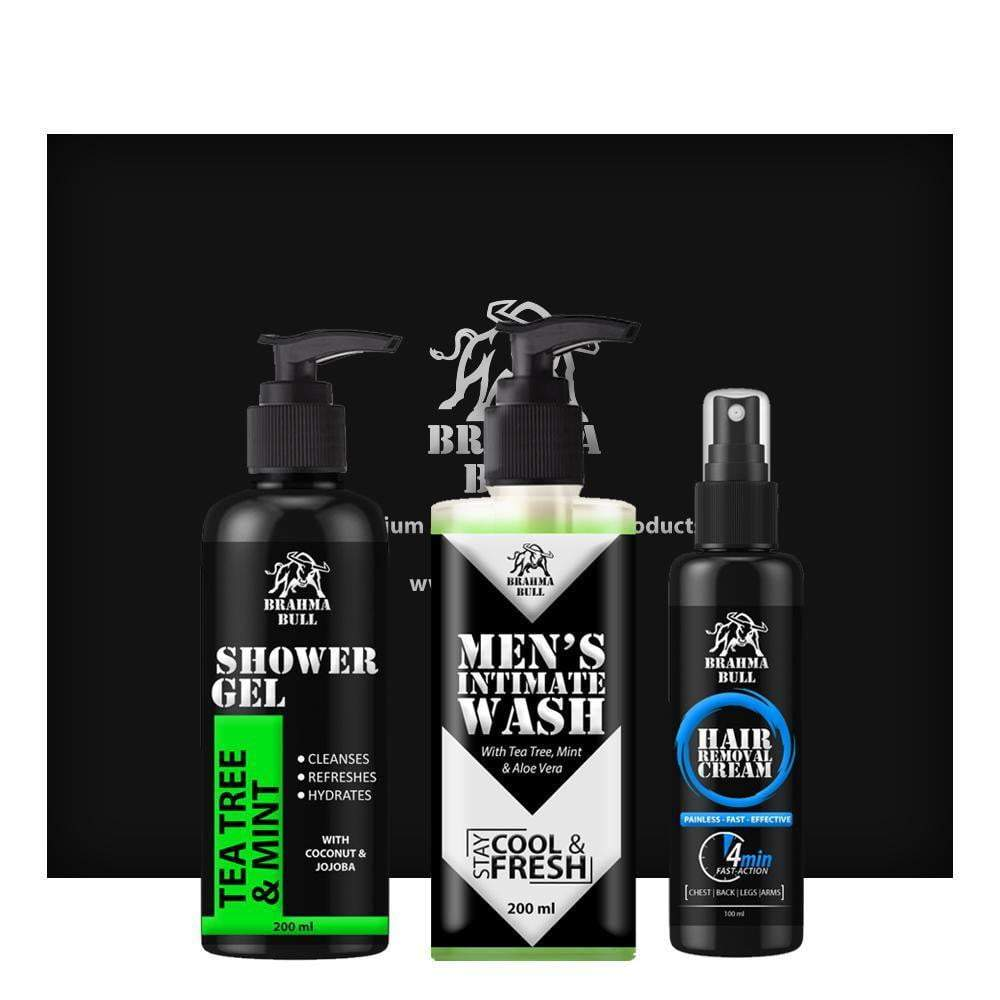 The Body Care Kit - Brahma Bull - Men's Grooming