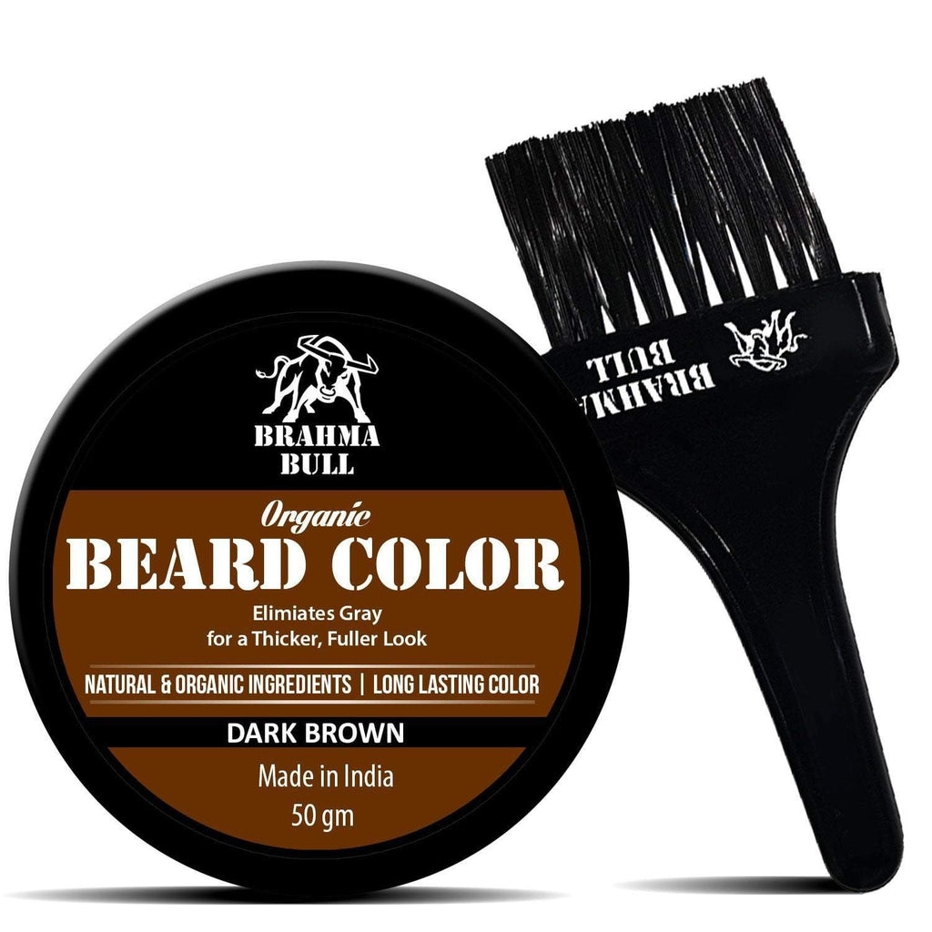 Organic Beard Color - Brahma Bull - Men's Grooming