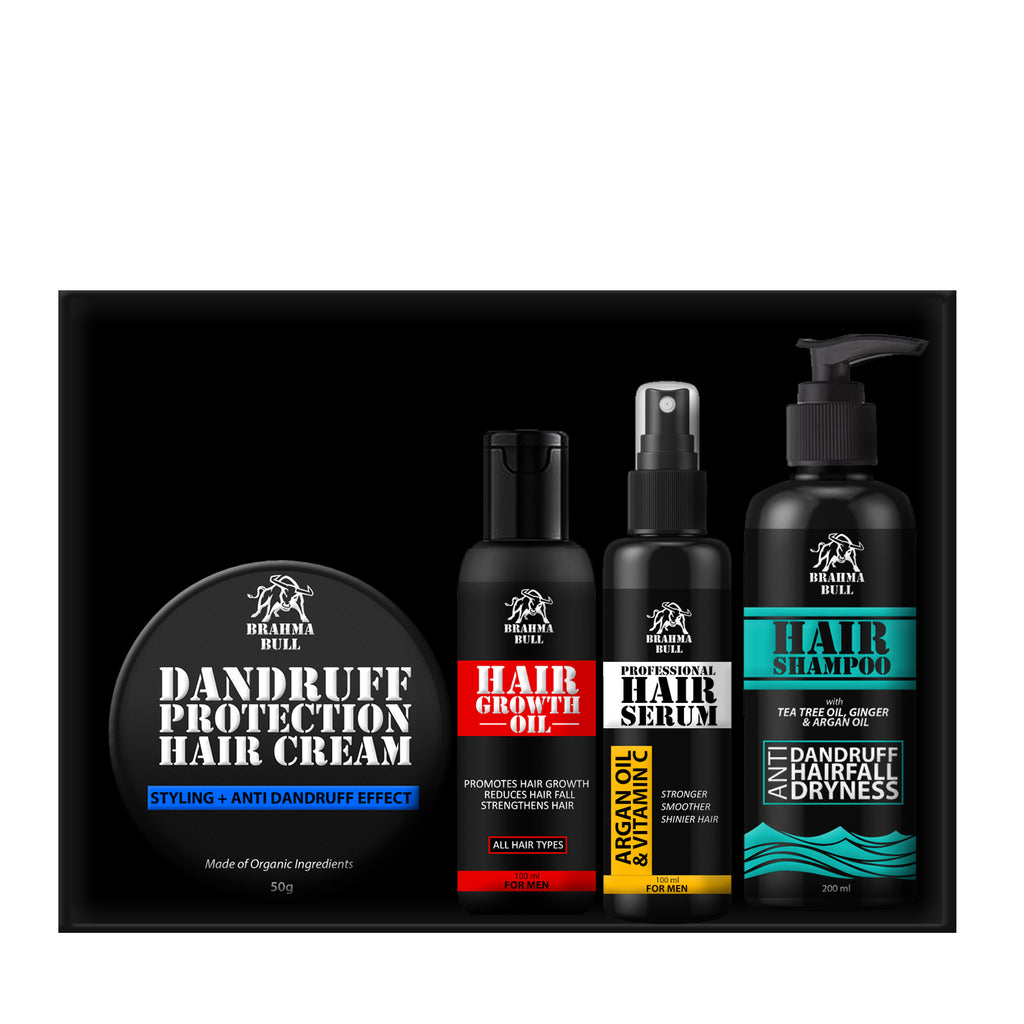 The Hair Hero Pack - Brahma Bull - Men's Grooming