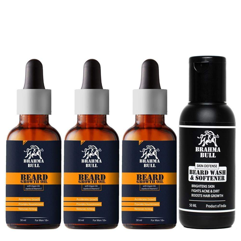 Beard Growth Kit - Brahma Bull - Men's Grooming