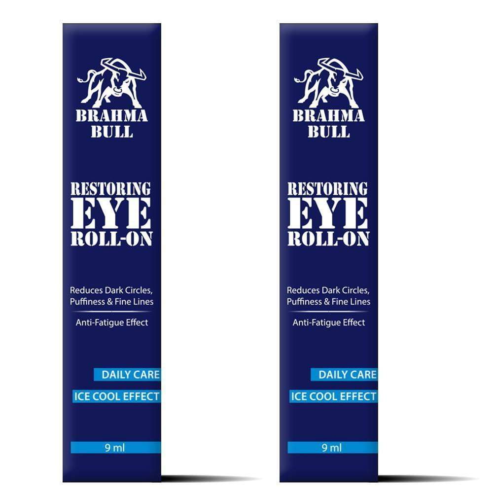 Restoring Eye Roll On - Brahma Bull - Men's Grooming