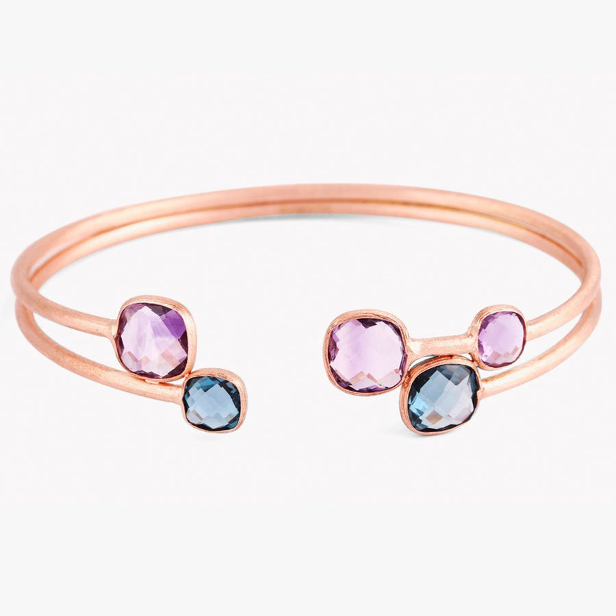 14K Rose Gold Belgravia Bangle
