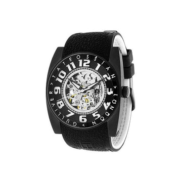 Gulliver Skeleton Sport Watch in White