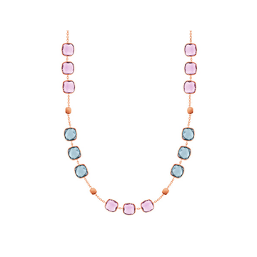 14K Rose Gold Belgravia Necklace