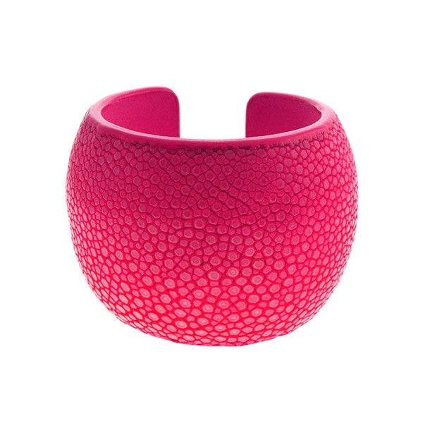 Tateossian London Precious Skin Bangles in Pink