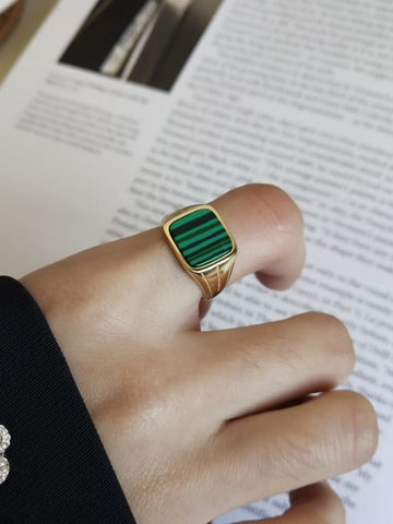 Green land ring
