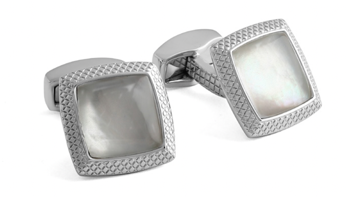 MOONLIGHT QUADRATO CUFFLINKS