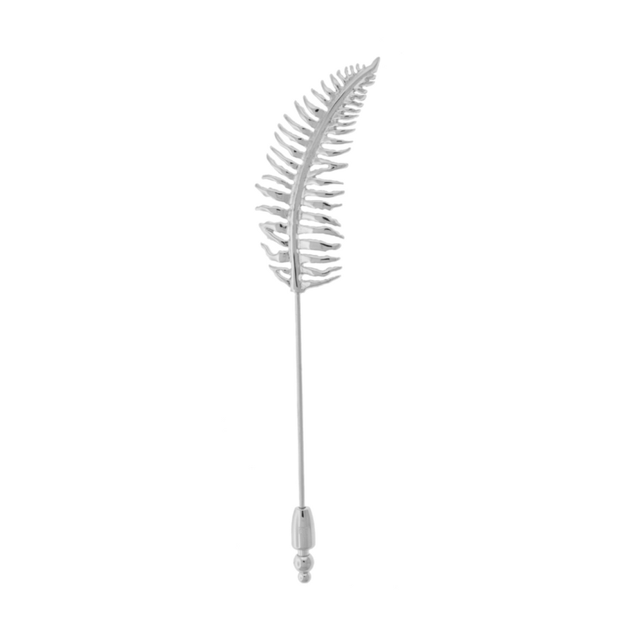 FERN LAPEL PIN