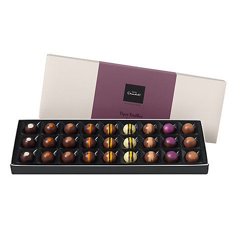 Hotel Chocolat - The Tipsy Truffles Selection - Crystal Roses London