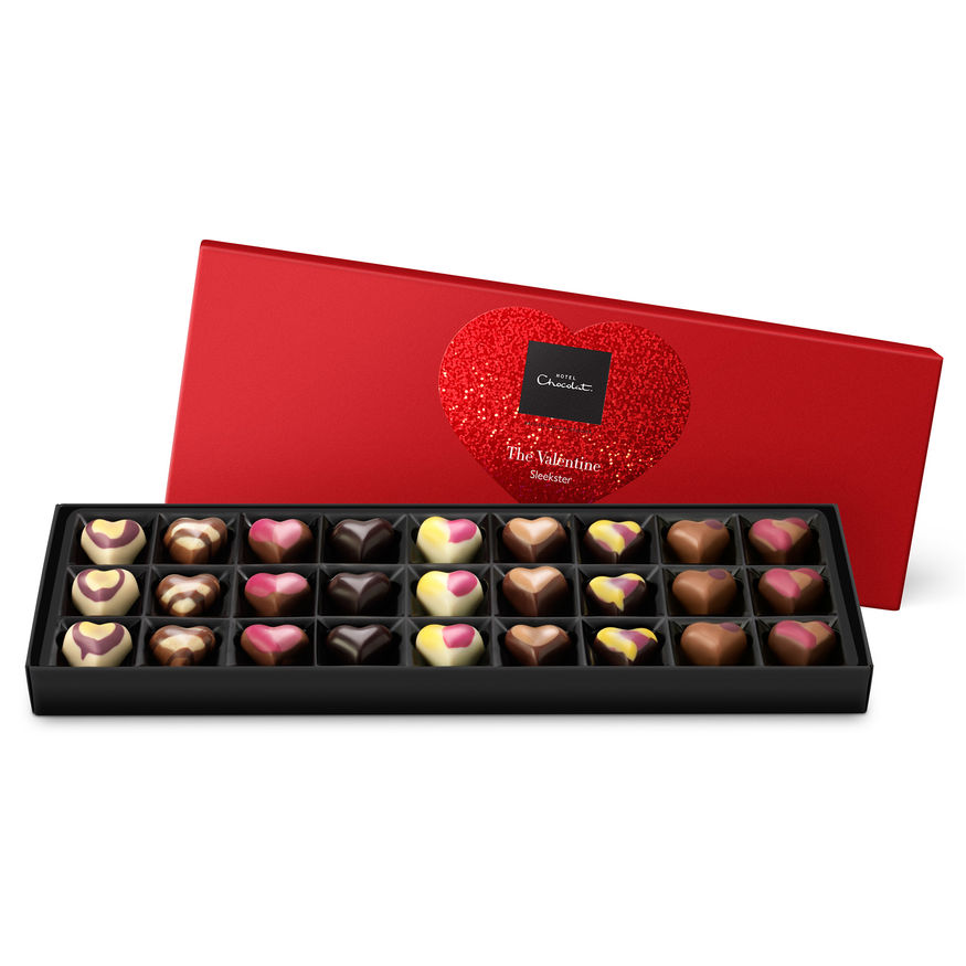 Hotel Chocolat - The Valentine's Selection