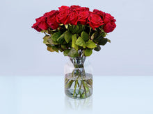 Red roses, Valentines day roses