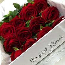 Fresh Cut Red Roses - Gift Box