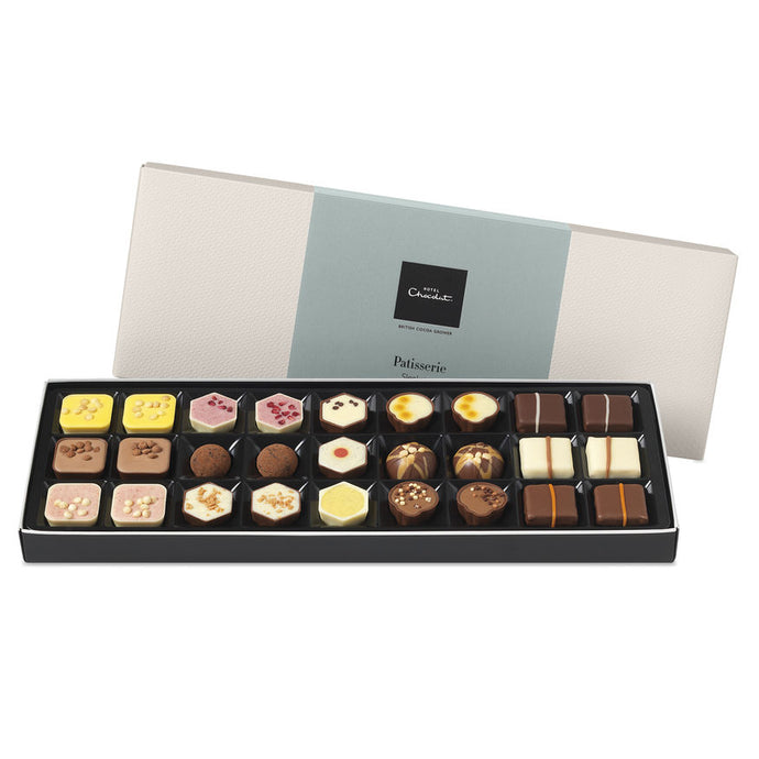 Hotel Chocolat - The Patisserie Selection - Crystal Roses London