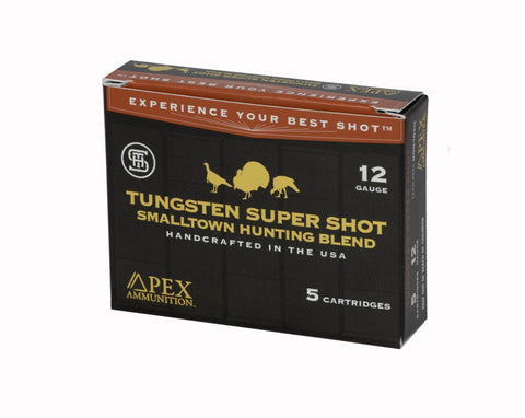 Turkey TSS – Apex Ammunition