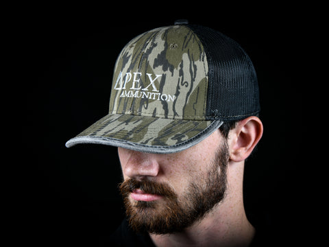 Mesh Apex Bottomland Hat