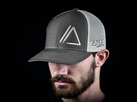 Apex Logo Hat V.2 Khaki/Coffee