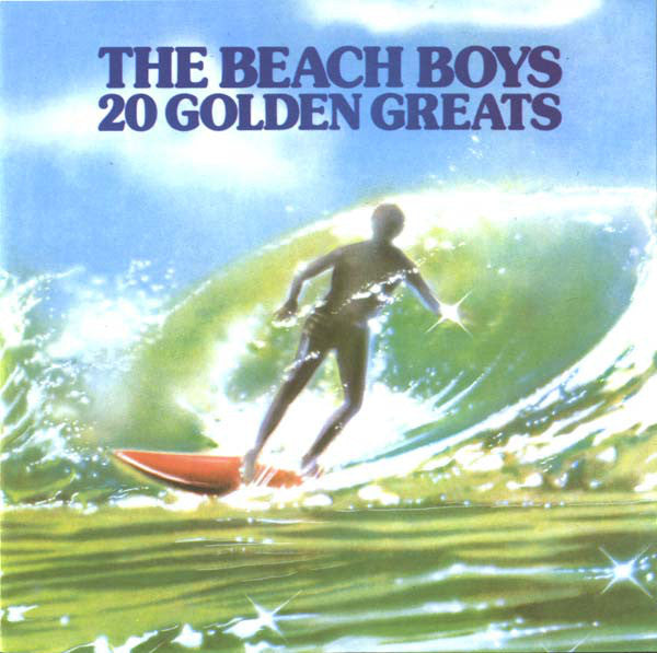 BEACH BOYS (THE) - 20 GOLDEN GREATS Super Budget Price CD