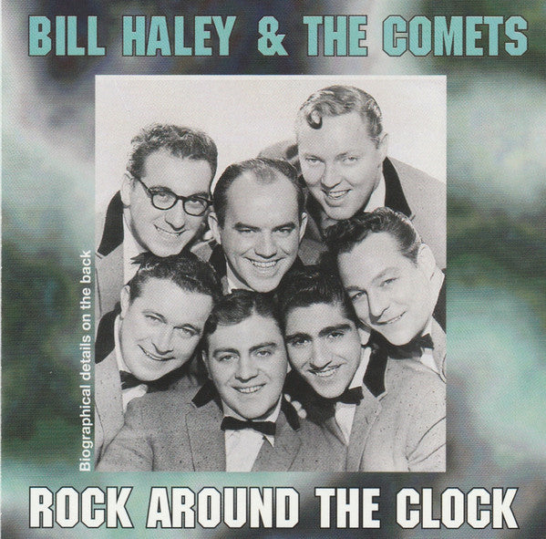 BILL HALEY & THE COMETS - ROCK AROUND THE CLOCK Super Budget price!
