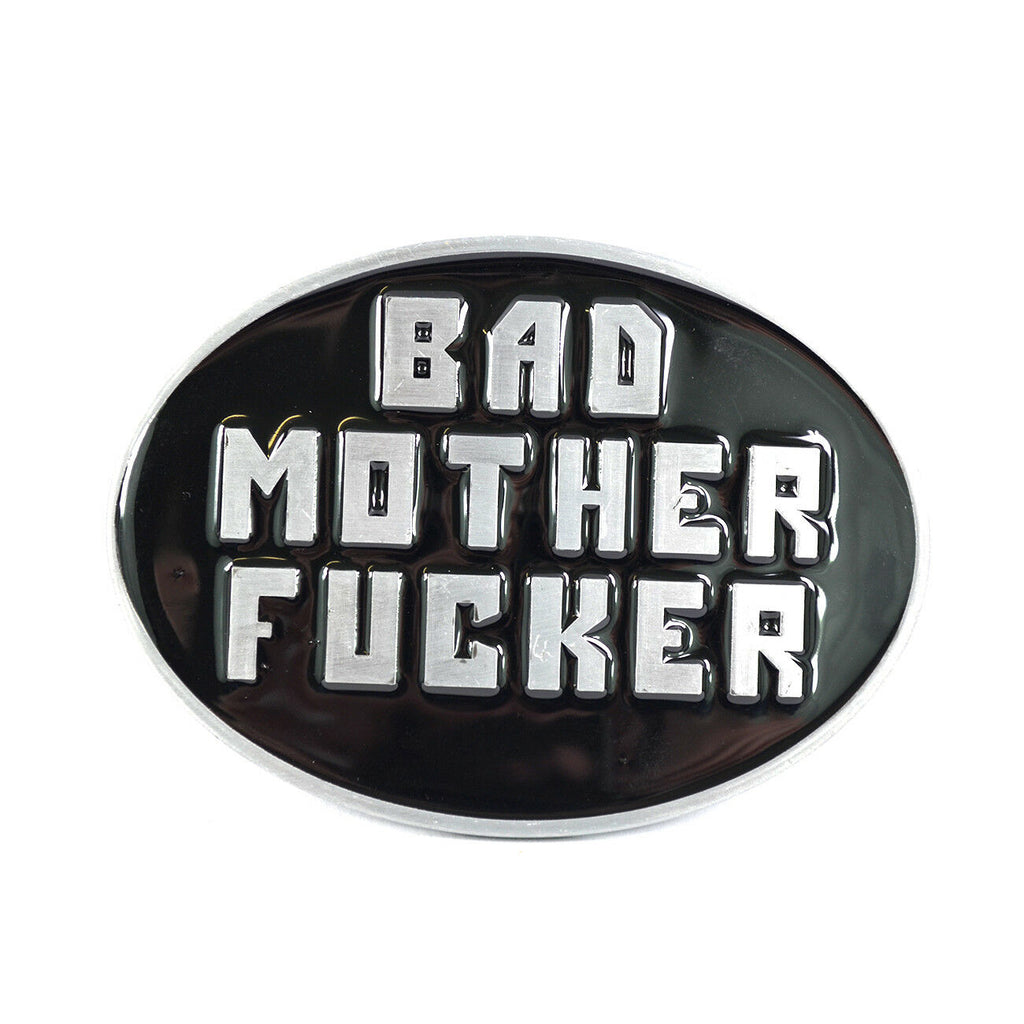 "BMF - BAD MOTHER F*CKER WALLET ""PULP FICTION"" Brown Edition"