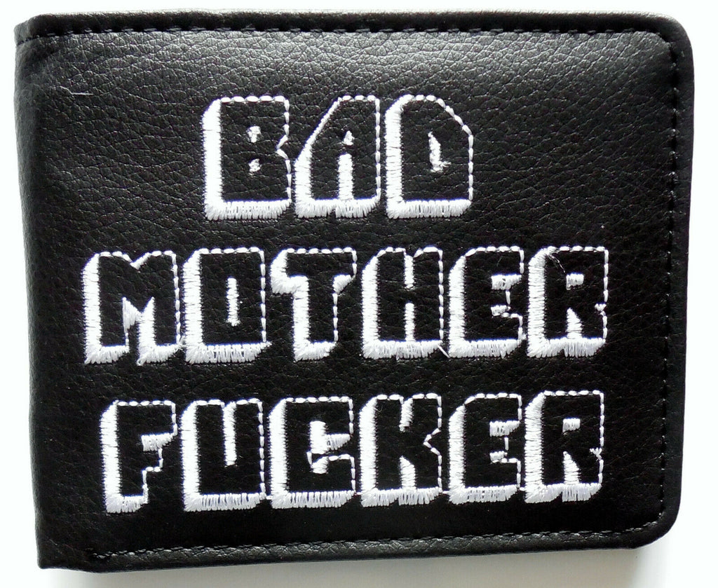"BMF - BAD MOTHER F*CKER ""Pulp Fiction"" Belt BUCKLE"