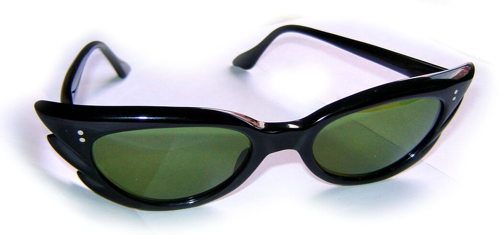 Original 1954-1959 CAT-EYE Pin Up SUNGLASSES