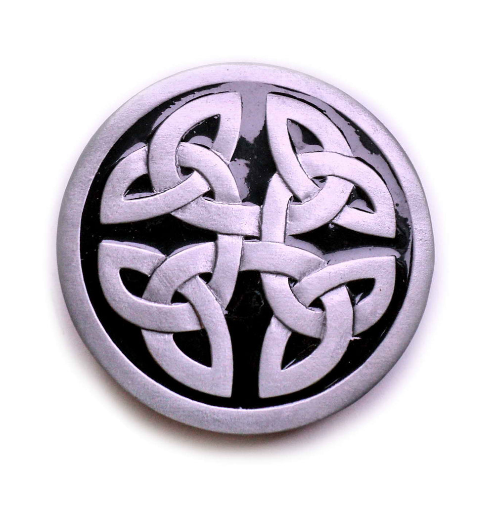 CELTIC SHIELD - KNOT Original Belt BUCKLE