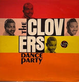 CLOVERS (THE) - DANCE PARTY 25 TRACKS Rare CD
