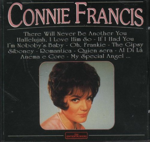CONNIE FRANCIS - HITS & COLLECTIBLES Super SPECIAL Price CD