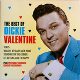 DICKIE VALENTINE - THE BEST OF + UNRELEASED MATERIAL with TEENAGER IN LOVE !! CD