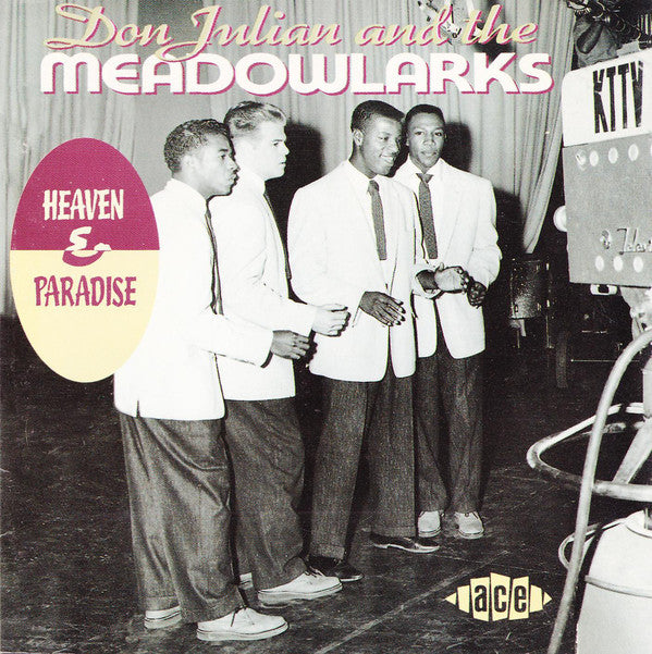 DON JULIAN & THE MEADOWLARKS - HEAVEN AND PARADISE Great CD!