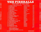 FIREBALLS (THE) - THE BEST OF THE REST 27 TRACKS Collectors RARE !! CD