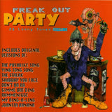 Various - FREAK OUT PARTY 21 Loony Tunes Volume 1  Fantastic Collectors RARE !! CD
