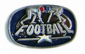 FOOTBALL American Vintage Belt BUCKLE SUPER SALE!