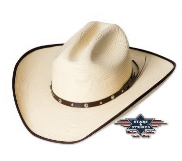 Original STARS & STRIPES COWBOY HAT - DENVER !