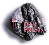 IRON MAIDEN Super 3D Official Licensed Belt BUCKLE