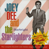 JOEY DEE and THE STARLIGHTERS - Starbright: The Complete Roulette and Jubilee Singles (1963-1966) 2CD
