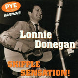 LONNIE DONEGAN - SKIFFLE SENSATION! Super Budget Price CD