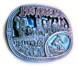 LOS ANGELES - Hollwood Surf Official Belt BUCKLE