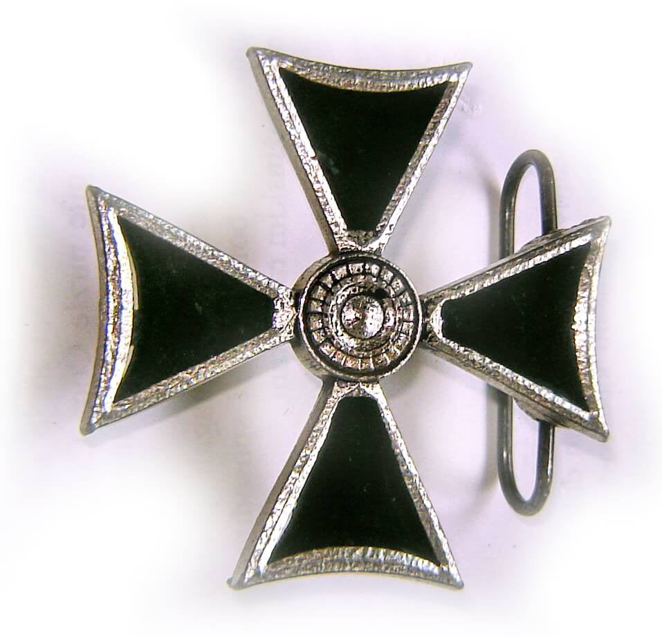 MALTESE CROSS Medal of Honor Belt BUCKLE