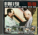 Various - OH WHAT A YEAR - 1955-1959 B CD Special Offer!