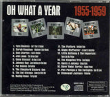 Various - OH WHAT A YEAR - 1955-1959 C CD Special Offer!