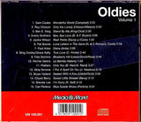 Various - OLDIES Volume 1 CD Special Offer!