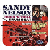 SANDY NELSON - ROCK'N'ROLL DRUM BEAT 30 Tracks Fantastic CD