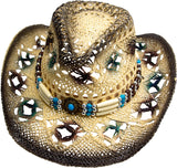 Classic COWBOY HAT - INDIAN BRACELET Super cool Edition!