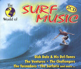 Various - THE WORLD OF SURF MUSIC 2CD Super Budget Price CD