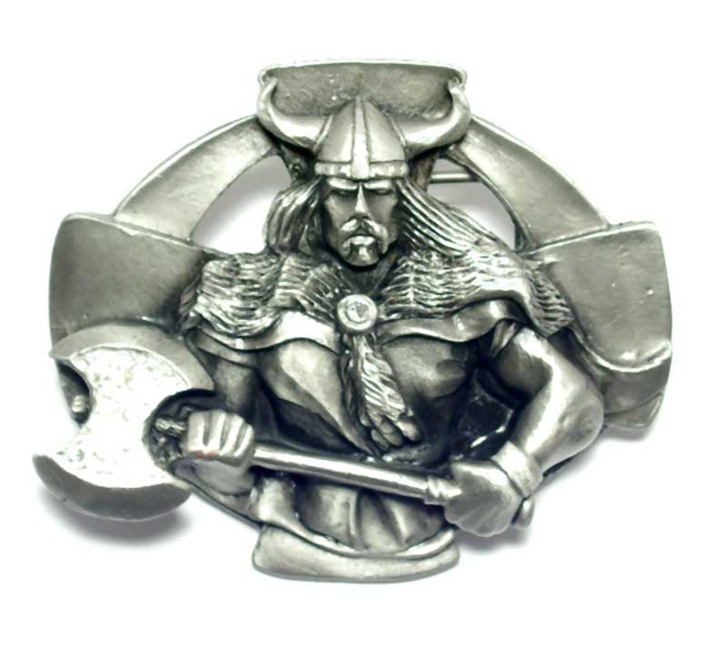 THOR Viking Super 3D Belt BUCKLE