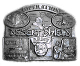 Operation DESERT SHIELD Limited Edition Belt BUCKLE Last one!