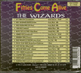 WIZARDS (THE) - Fifties Come Alive - THE BIG PLATTER PARADE! Rare CD