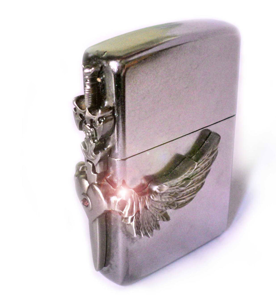 Zippo FLYING SWORD 3-SIDED Special Edition Collectible